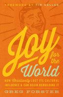 Joy for the World [Pdf/ePub] eBook