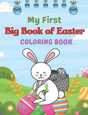 My First Big Book of Easter Coloring Book