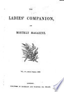 The Ladies  Companion  and Monthly Magazine Book