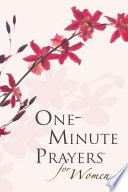 One Minute Prayers For Women Gift Edition