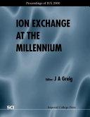 Ion Exchange at the Millennium
