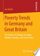 Poverty Trends In Germany And Great Britain