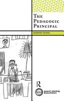 The Pedagogic Principal