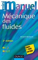 Mini manuel de Mécanique des fluides - 2e édition Pdf/ePub eBook
