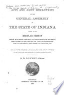 The Revised Statutes Of Indiana
