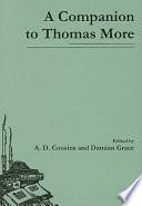 A Companion to Thomas More