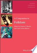 A Companion To Folklore