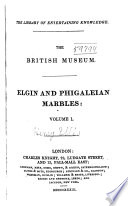 Elgin and Phigaleian marbles