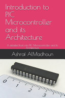 Introduction To Pic Microcontroller And Its Architecture Book PDF