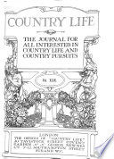 Country Life Book PDF