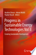 Progress in Sustainable Energy Technologies Vol II Book