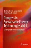 Progress in Sustainable Energy Technologies Vol II