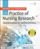Burns And Grove S The Practice Of Nursing Research