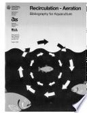Recirculation   Aeration Book