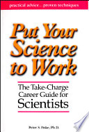 Put Your Science to Work
