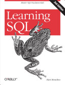 Cover of Learning SQL