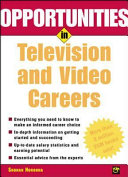 Opportunities In Television And Video Careers Book PDF