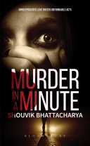 Murder in a Minute [Pdf/ePub] eBook