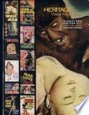 Heritage Vintage Movie Poster Signature Auction 2005 Catalog 617 Book