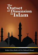 Pdf The Outset of Dissension in Islam
