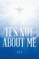 It's Not About Me Pdf/ePub eBook