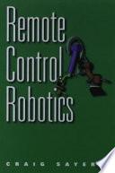 Remote Control Robotics Book PDF