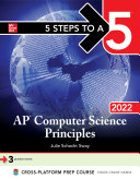 5 Steps to a 5: AP Computer Science Principles 2022