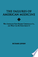The Failures of American Medicine Pdf/ePub eBook