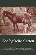 Zoologische Garten