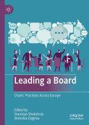 Pdf Leading a Board