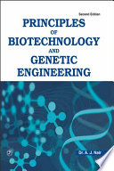 Principles Of Biochemistry And Genetic Engineering Book PDF