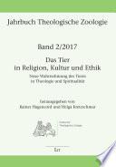 Das Tier in Religion, Kultur und Ethik