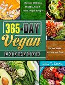 365 Day Vegan Cookbook