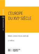 Pdf L'Europe du XVIe siècle Telecharger