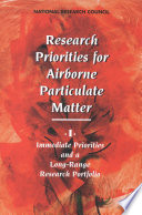 Research Priorities for Airborne Particulate Matter