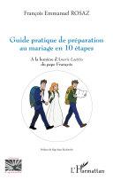 Pdf Guide pratique de préparation au mariage en 10 étapes Telecharger