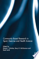Community based research in sport  exercise and health science Book