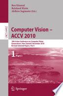 Computer Vision - ACCV 2010