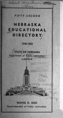 Nebraska Educational Directory