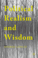 Pdf Political Realism and Wisdom Telecharger