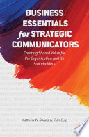 Business Essentials For Strategic Communicators PDF