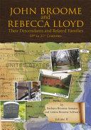 John Broome and Rebecca Lloyd Vol. Ii