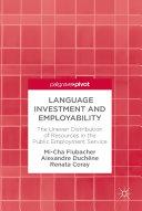 Language Investment and Employability