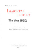 Immortal History
