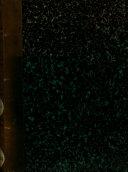 Journal du magnétisme et du psychisme expérimental