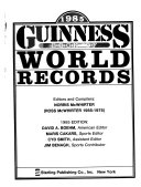 Guinness Book Of World Records 1985