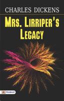Mrs. Lirriper's Legacy [Pdf/ePub] eBook