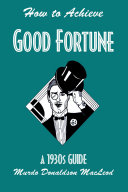 Pdf How to Achieve Good Fortune
