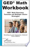 GED Math Workbook    GED Math Exercises  Tips  Tricks and Shortcuts  plus Multiple Choice Strategies Book