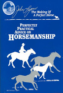 Perfectly Practical Advice on Horsemanship Book PDF